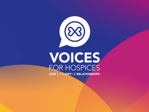 The Gift of Relationships - Voices for Hospices 2015