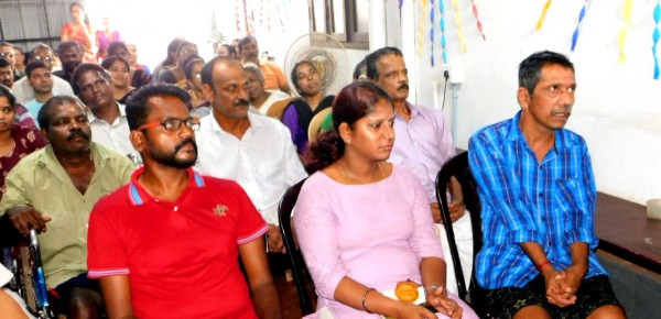 FAMILY GET TOGETHER OF PATIENTS AND VOLUNTEERS