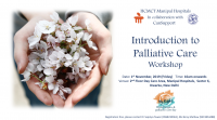 Introduction to Palliative Care Workshop