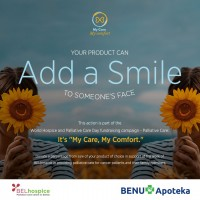 YOUR PRODUCT CAN ADD A SMILE TO SOMEONE'S FACE