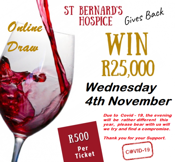 R25 000 LUCKY DRAW goes VIRTUAL in 2020