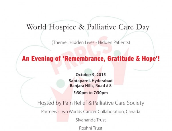 Evening of Remembrance Gratitude and Hope