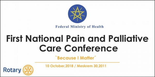 First Ethiopian national pain and palliative care conference