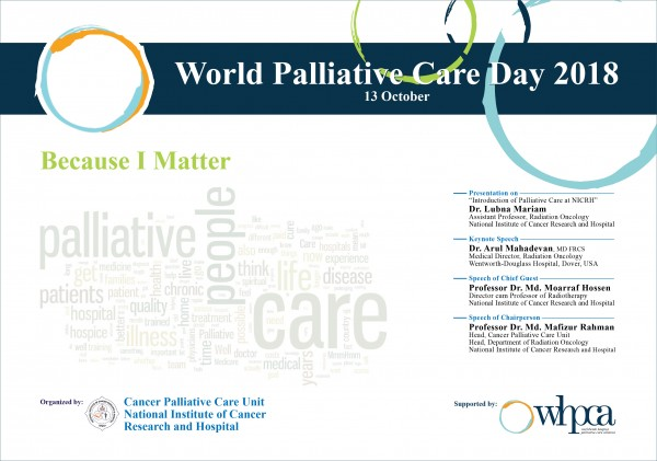 World Palliative Care Day
