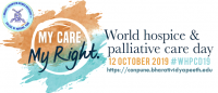 LET'S WALK FOR PALLIATIVE CARE